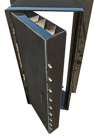 Internal Door Hinges >> Blast Doors - Sportsman Steel Safes