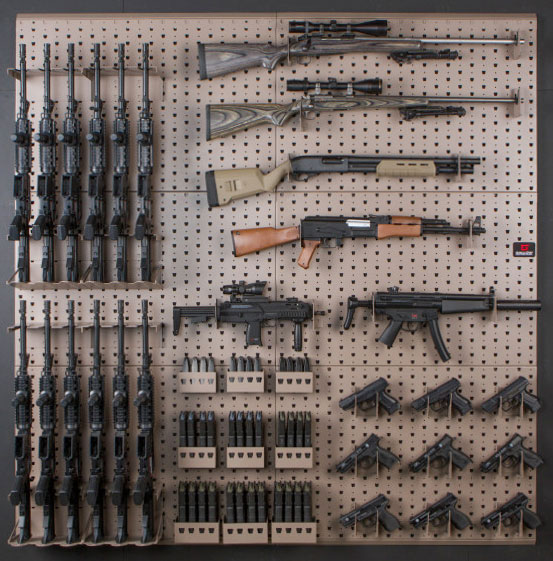How To Make More Room In Your Gun Safe