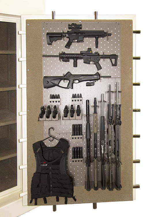 Tactical Interior Door Back For Fortress Gun Safes