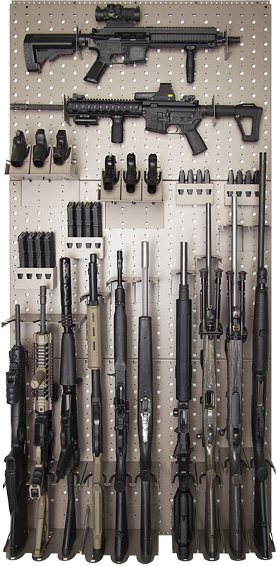 how to make a rifle rack unturned