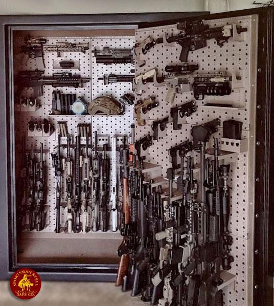 Elegant MOST PRY RESISTANT, Tactical Gun Mount