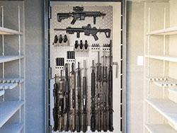 Tactical Door Gun Mount
