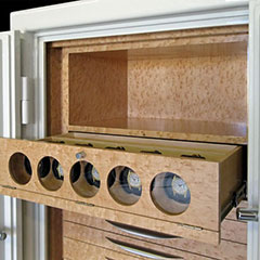 Jewelry Safe Custom Interior