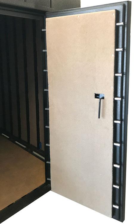 Vault room modular for Modular safe rooms