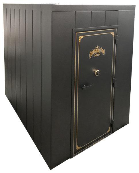 Vault room modular for Modular safe room