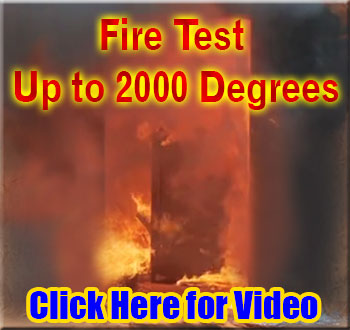 Sportsman Safe Fire Safety Test