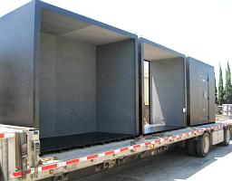 storm shelters delivered to homes and business in Oklahoma