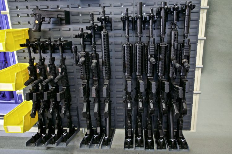 Gun Safe Options & Interiors by Sportsman Steel Safes