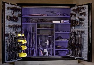 tactical gun safes