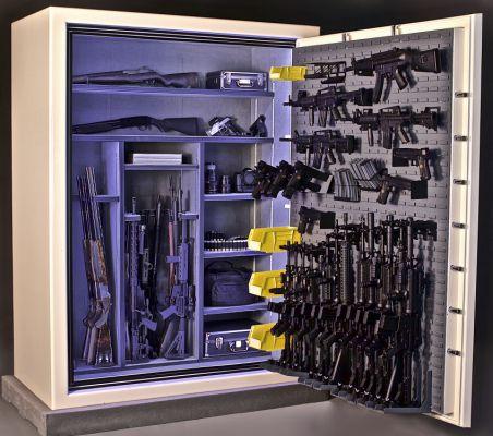 Big Gun Safes Large Capacity Gun Safes Double Door Gun