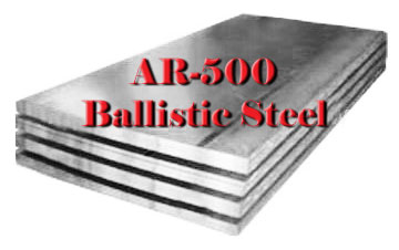 AR-500 Ballistic Steel Shelter Body