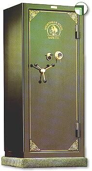deluxe used gun safes