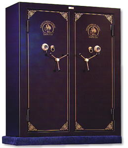 large double door used gun safes