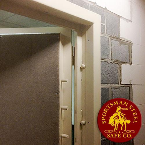 Vault Door Back Trim Flange & Vault Doors | Steel Shelter Doors | Vault Door for Sale pezcame.com