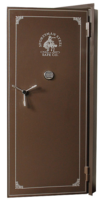 Used vault doors for storm shelter safe rooms