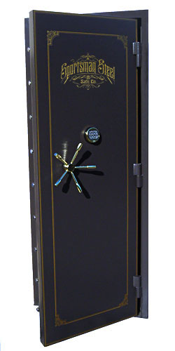 Gun safes office safes home safes and vault doors for for Custom home safes