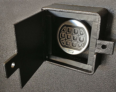 Manipulation Proof Lock Box Open