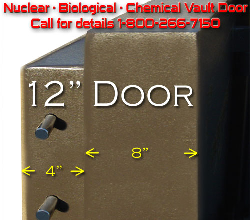 Nuclear, Biological, Chemical Vault Doors