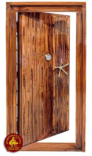 Residential Vault Door gun safe   gun safes for sale   sportsman steel safes