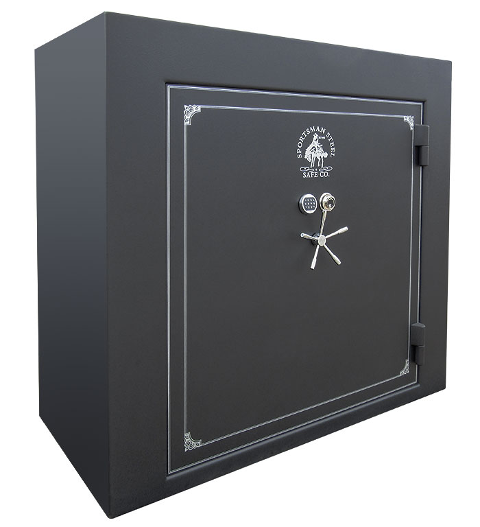 Very large safe interior