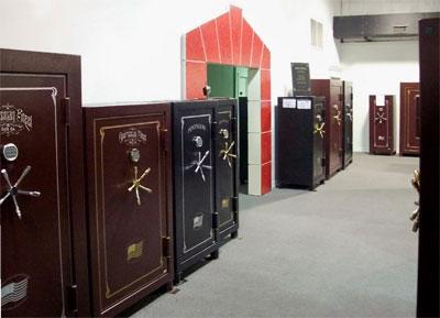 Houston Gun Safe & Vault Door Factory Store and Showroom