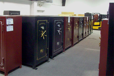 Houston Gun Safe & Vault Door Factory Store and Showroom ...