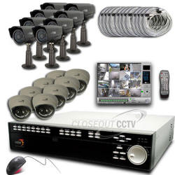 16 Ch Camera Digital Video Recorder