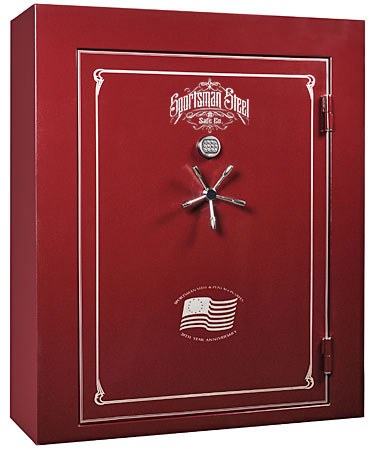 Large gun safe - Sportsman Safe Co.