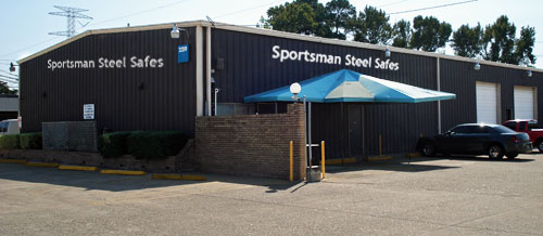 Sportsman Steel Safes - Houston Store