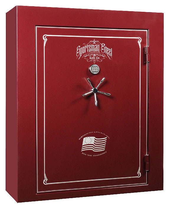 Double Wide Big Gun Safes - Up to 100 Gun Capacity