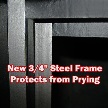 Steel Safe Frame