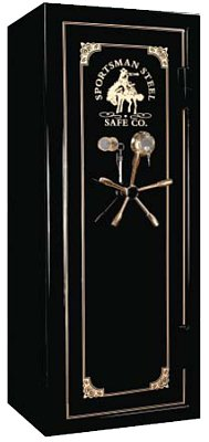 The Sarge Iron American Series Safe