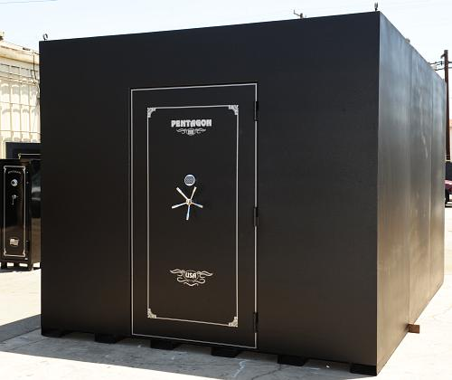 Storm Shelters Safe Rooms Gun Vault