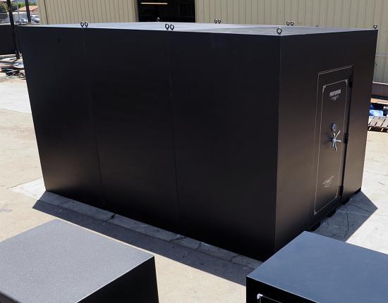 Storm Shelters Safe Rooms Gun Vault