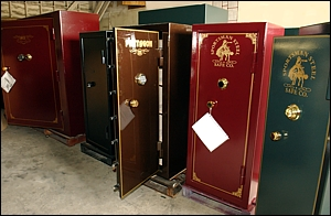 Office Safes from Sportsman Steel Safes