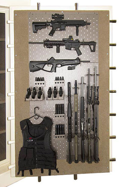 Armory Tactical Door Back
