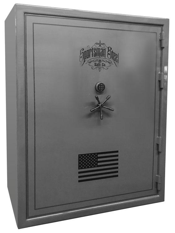 Big Gun Safes | Large Capacity Gun Safes | Double Door Gun Safe