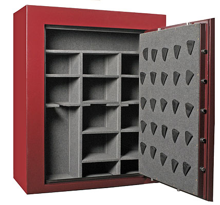 Very Large gun safe interior - Sportsman Safe Co.