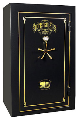 Frontier Large Gun Safe - Sportsman Safe Co.