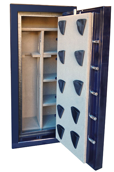 Iron American Series Gun Safe Interior