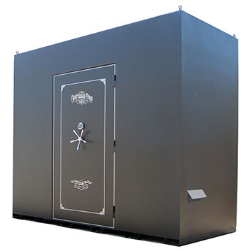 Storm shelter safe room tornado shelter walk in vault ebay for Buy safe room