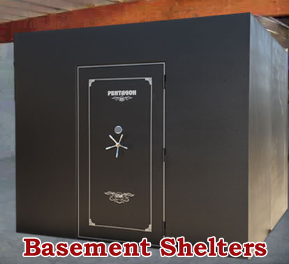Storm shelters tornado shelters safe room sportsman for How to build a safe room in your basement