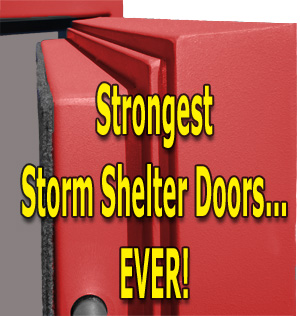 Storm Shelter Doors for Missouri