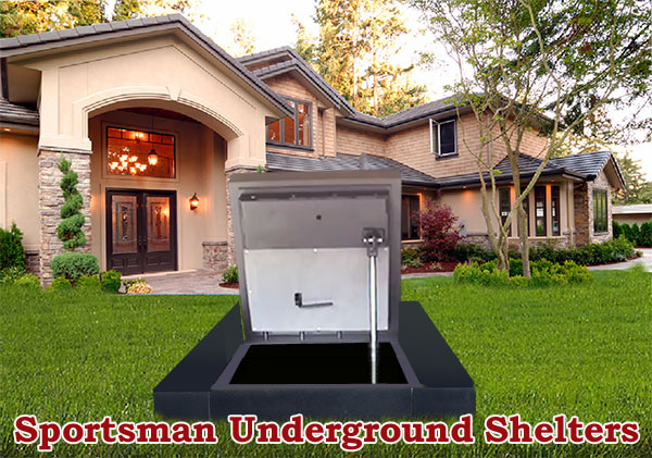 Underground storm and tornado shelter