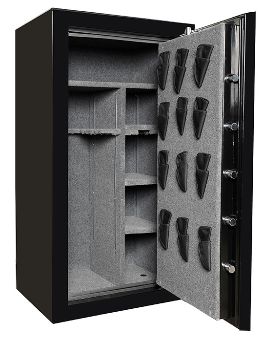 Special Forces Gun Safe Interior