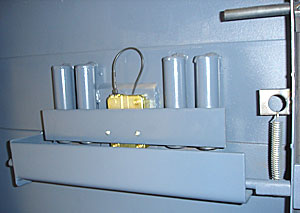 4 barrel safe relockers Iron American Series safes