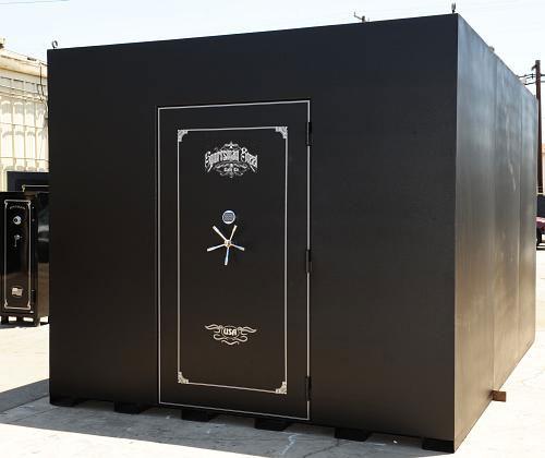 Storm Shelters Oklahoma City Gun Safes Vault Doors